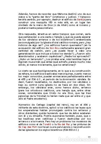 Libros: LAGARDA MATA, Ferran (2007): Basílicas y mezquitas de Menorca (Arqueología Arte Historia) - Foto 10 - 27209530