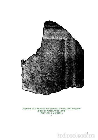 Libros: LAGARDA MATA, Ferran (2007): Basílicas y mezquitas de Menorca (Arqueología Arte Historia) - Foto 12 - 27209530
