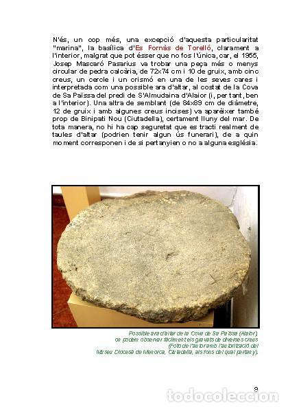 Libros: Basíliques i Mesquites de Menorca (Versió catalana) (Arqueología-Arte). (LAGARDA) - Foto 8 - 191866882