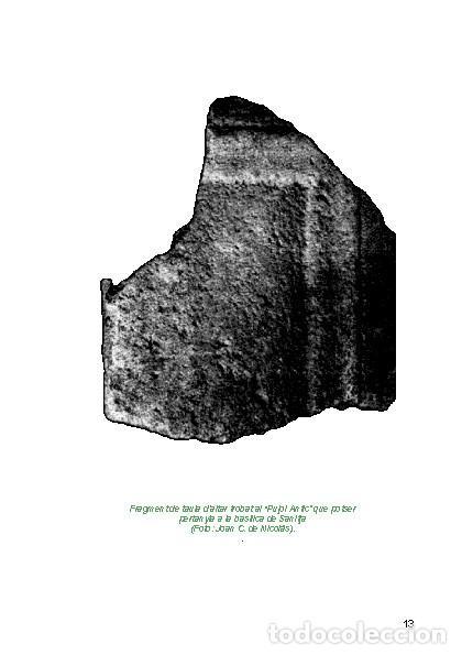 Libros: Basíliques i Mesquites de Menorca (Versió catalana) (Arqueología-Arte). (LAGARDA) - Foto 12 - 191866882