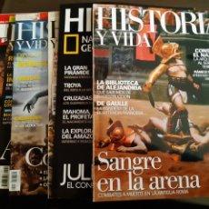 Libros: HISTORIA 10 REVISTAS ROMA (DOSIER PRINCIPAL). Lote 239765840