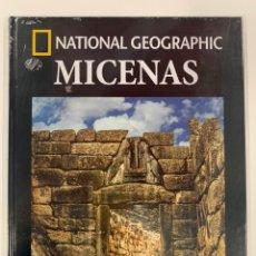 Livros: COLECCIÓN ARQUEOLOGÍA MICENAS - VOLUMEN 21 - NUEVO. Lote 243353880