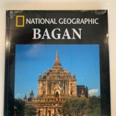 Livros: COLECCIÓN ARQUEOLOGÍA NATIONAL GEOGRAPHIC BAGAN VOLUMEN 37 NUEVO. Lote 245209235