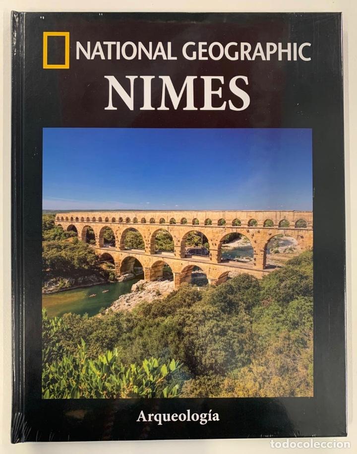 COLECCIÓN ARQUEOLOGÍA NATIONAL GEOGRAPHIC NIMES (Libros Nuevos - Historia - Arqueología)