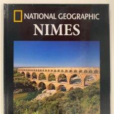 Libros: COLECCIÓN ARQUEOLOGÍA NATIONAL GEOGRAPHIC NIMES. Lote 245496835