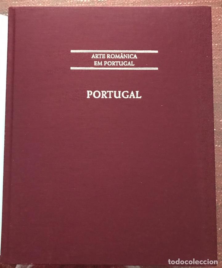 Libros: Libro Arte Románico en Portugal. Completo. En 1 solo tomo. Gran formato - Foto 2 - 245580230