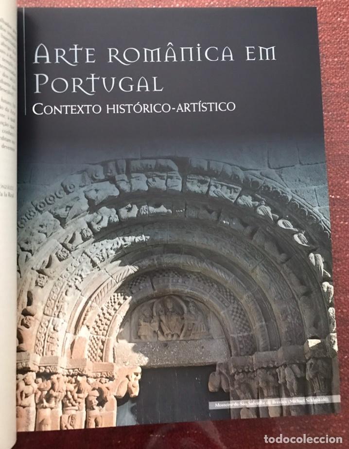 Libros: Libro Arte Románico en Portugal. Completo. En 1 solo tomo. Gran formato - Foto 4 - 245580230