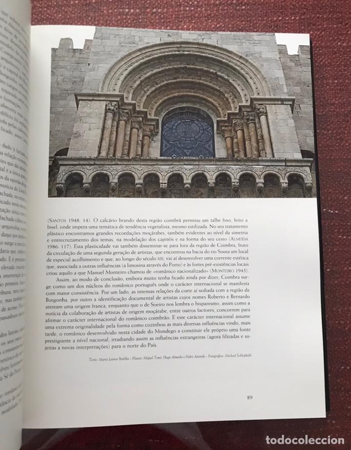 Libros: Libro Arte Románico en Portugal. Completo. En 1 solo tomo. Gran formato - Foto 5 - 245580230