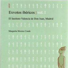 Libros: EXVOTOS IBÉRICOS (VOL. 1). Lote 246560070