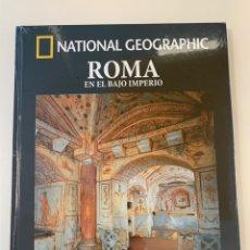Livros: ROMA EN EL BAJO IMPERIO COLECCIÓN ARQUEOLOGÍA NATIONAL GEOGRAPHIC. Lote 248442245