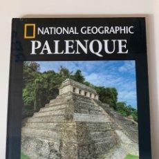 Livros: ARQUEOLOGÍA NATIONAL GEOGRAPHIC PALENQUE. Lote 253486390