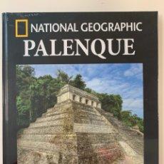 Libros: COLECCIÓN ARQUEOLOGÍA NATIONAL GEOGRAPHIC- PALENQUE. Lote 254891525