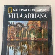 Libros: ARQUEOLOGÍA NATIONAL GEOGRAPHIC VILLA ADRIANA. Lote 254922405