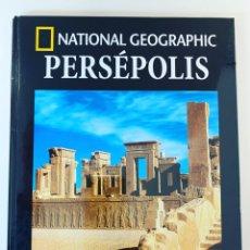 Livres: PERSÉPOLIS ARQUEOLOGÍA NATIONAL GEOGRAPHIC. Lote 263661900