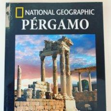 Livres: PÉRGAMO ARQUEOLOGÍA NATIONAL GEOGRAPHIC. Lote 263666825