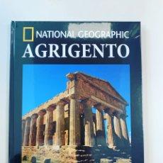 Livres: AGRIGENTO ARQUEOLOGÍA. Lote 266800889