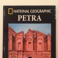 Libros: COLECCIÓN ARQUEOLOGÍA NATIONAL GEOGRAPHIC- PETRA. Lote 266973999