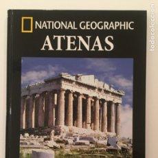 Libros: COLECCIÓN ARQUEOLOGÍA NATIONAL GEOGRAPHIC- ATENAS. Lote 266974119
