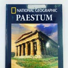 Livres: PAESTUM COLECCIÓN ARQUEOLOGÍA NATIONAL GEOGRAPHIC. Lote 267167394