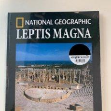 Livres: LEPTIS MAGNA ARQUEOLOGÍA NATIONAL GEOGRAPHIC. Lote 267525204