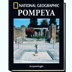 Libros: POMPEYA ARQUEOLOGÍA NATIONAL GEOGRAPHIC- NUEVO. Lote 267740759