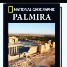 Libros: PALMIRA ARQUEOLOGÍA NATIONAL GEOGRAPHIC. Lote 267741679