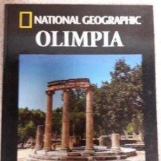 Libros: OLIMPIA ARQUEOLOGÍA NATIONAL GEOGRAPHIC- NUEVO. Lote 267745444