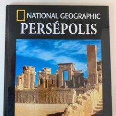Libros: PERSÉPOLIS ARQUEOLOGÍA NATIONAL GEOGRAPHIC- NUEVO. Lote 267745969