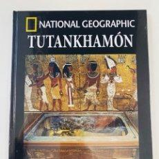 Libros: TUTANKHAMÓN ARQUEOLOGÍA NATIONAL GEOGRAPHIC- NUEVO. Lote 267747519