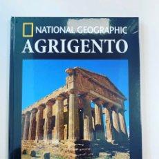 Libros: AGRIGENTO ARQUEOLOGÍA NATIONAL GEOGRAPHIC- NUEVO. Lote 267748044