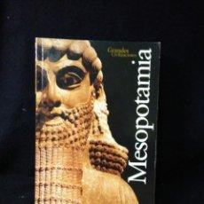 Libros: GRANDES CIVILIZACIONES ,MESOPOTAMIA. Lote 269818678