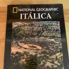 Libros: COLECCIÓN ARQUEOLOGÍA NATIONAL GEOGRAPHIC ITÁLICA. Lote 277538498