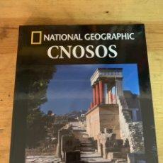 Libros: COLECCIÓN ARQUEOLOGÍA NATIONAL GEOGRAPHIC CNOSOS. Lote 277538683