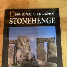 Libri: COLECCIÓN ARQUEOLOGÍA NATIONAL GEOGRAPHIC STONEHENGE. Lote 277538888