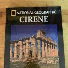 Libri: COLECCIÓN ARQUEOLOGÍA NATIONAL GEOGRAPHIC CIRENE. Lote 277539233