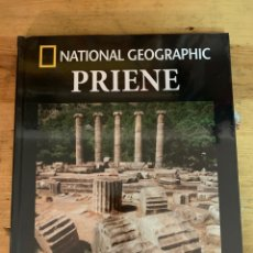 Libros: COLECCIÓN ARQUEOLOGÍA NATIONAL GEOGRAPHIC PRIENE. Lote 277539448