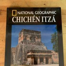 Libri: COLECCIÓN ARQUEOLOGÍA NATIONAL GEOGRAPHIC CHICHÉN ITZÁ. Lote 277539883