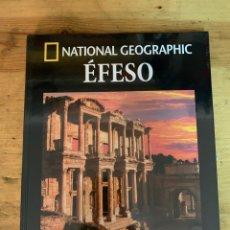 Libros: COLECCIÓN ARQUEOLOGÍA NATIONAL GEOGRAPHIC ÉFESO. Lote 277540163