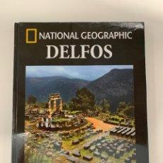 Libri: COLECCIÓN ARQUEOLOGÍA NATIONAL GEOGRAPHIC DELFOS - NUEVO. Lote 287244883