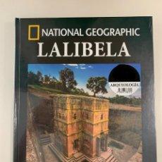Libri: COLECCIÓN ARQUEOLOGÍA NATIONAL GEOGRAPHIC LALIBELA - NUEVO. Lote 287487753