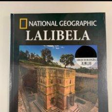 Libros: COLECCIÓN ARQUEOLOGÍA NATIONAL GEOGRAPHIC LALIBELA - NUEVO. Lote 288658018