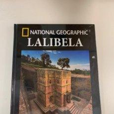 Libros: COLECCIÓN ARQUEOLOGÍA NATIONAL GEOGRAPHIC LALIBELA - NUEVO. Lote 293699718