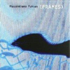Libros: FRAMES - FUKSAS, MASSIMILIANO-LIBRO PRECINTADO NUEVO A ESTRENAR. Lote 50766655