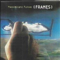 Libros: FRAMES - FUKSAS, MASSIMILIANO-LIBRO PRECINTADO NUEVO A ESTRENAR. Lote 50767024