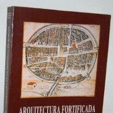 Libros: ARQUITECTURA FORTIFICADA EN LA PROVINCIA DE BURGOS - INOCENCIO CADIÑANOS BARDECÍ. Lote 51250977