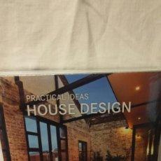 Libros: PRACTICAL IDEAS HOUSE DESING. Lote 94002040