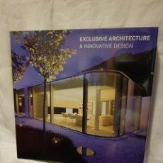 Libros: EXCLUSIVE ARCHITECTURE. Lote 95033114