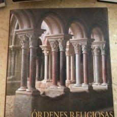 Libros: LIBRO ÓRDENES RELIGIOSAS Y MONASTERIOS. Lote 99700480