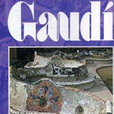 Libros: GAUDI. Lote 100618575