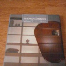 Libros: MINIAPARTAMENTOS. Lote 107785299
